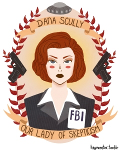 dana-scully-by-spencer