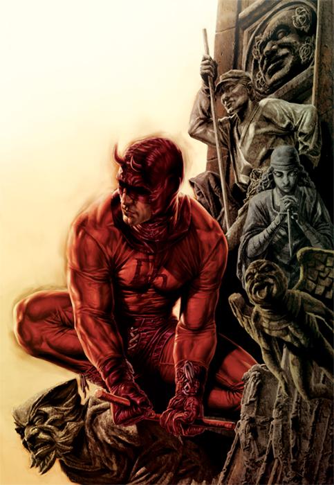 Geek: The Daredevil is now in Marvel's Hands