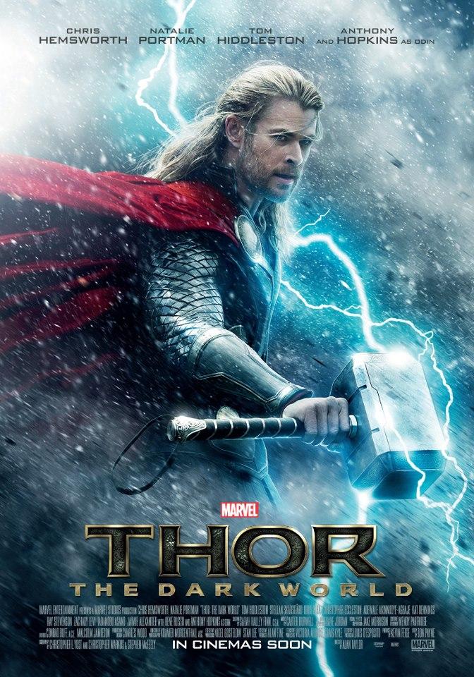 Geek: First Thor 2 Poster