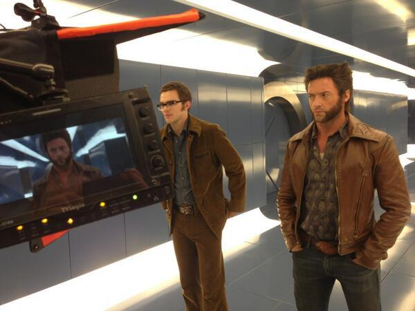 Geek: Hank and Logan!