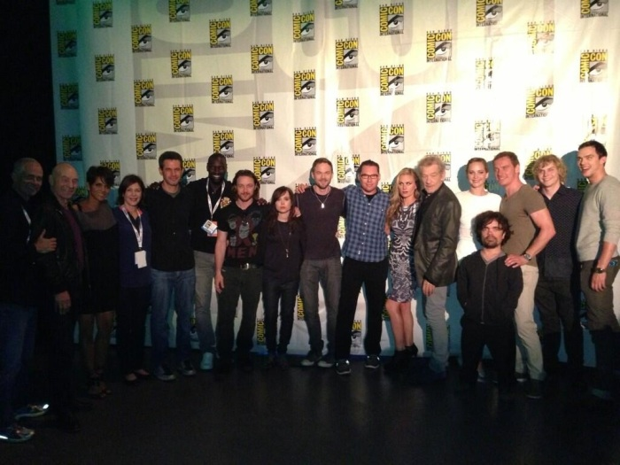 Geek: DOFP -- The Gang's All Here!