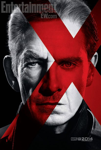Geek: Entertainment Weekly digs into Days of Future Past!