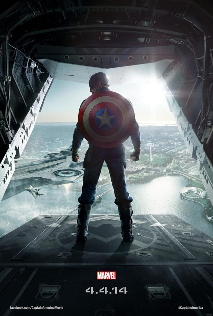 Geek: The First Avenger versus The Winter Soldier